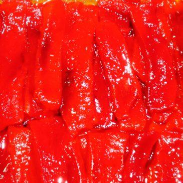Poivrons grillés