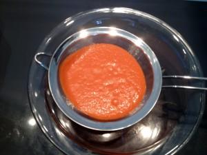 gaspacho mixé
