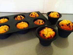 muffins cuits