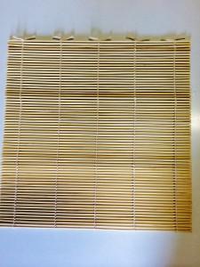 natte de bambou