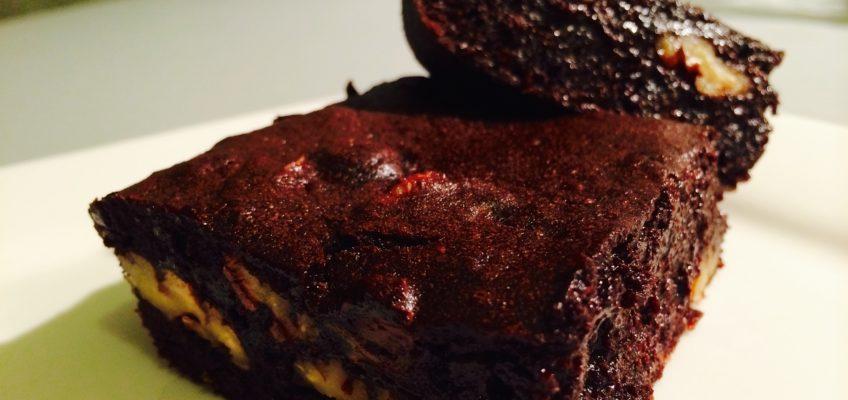 Brownies chocolat noix de pecan