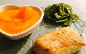 cabillaud haricots coco carottes