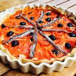 tarte tomates olives anchois