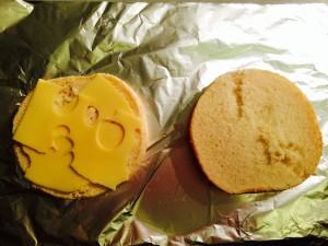 ajout du fromage