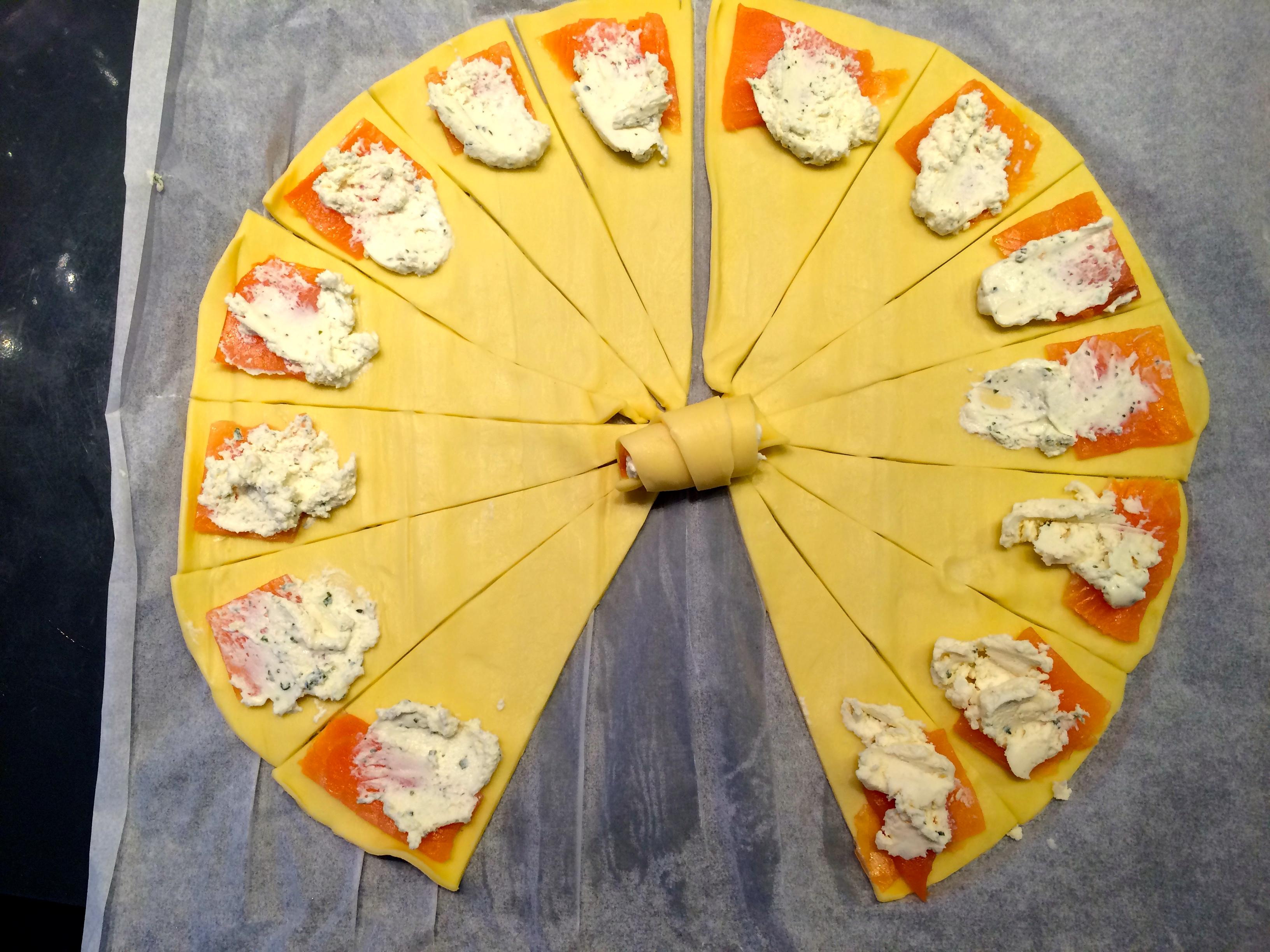 croissants apéro - sorosebonbons