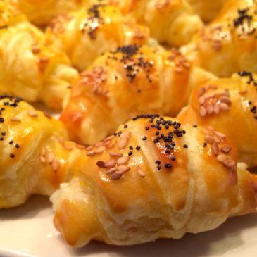 Croissants apéro