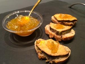 confiture d'oignons foie gras