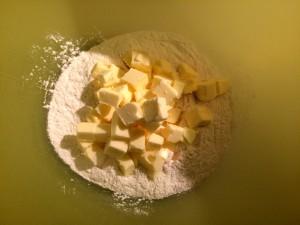 beurre farine