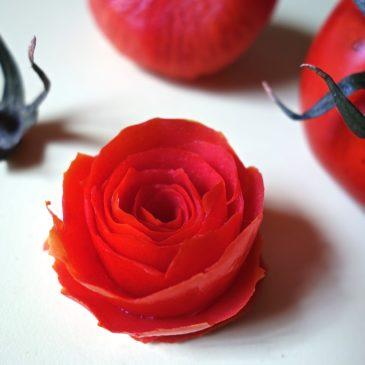 Rose Tomate