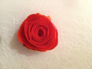 retournez votre rose