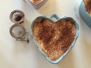 saupoudrez cacao en poudre