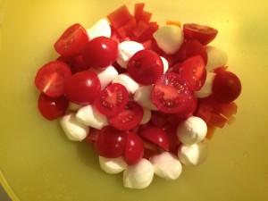 ajout tomates cerised