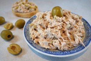rillettes thon olives