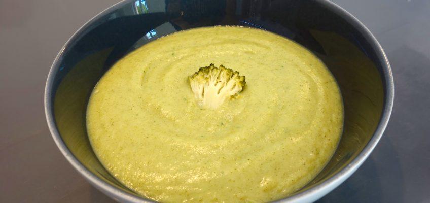 Velouté de brocoli