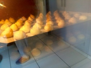 cuisson des choux