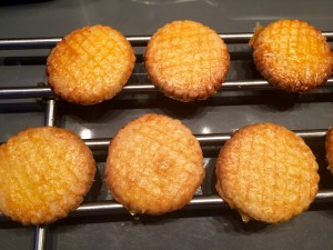 biscuits beurre salé cuits